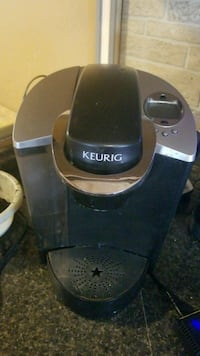 black and silver Keurig coffeemaker Apalachin, 13732