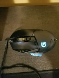 black and blue gaming mouse Germantown, 20874