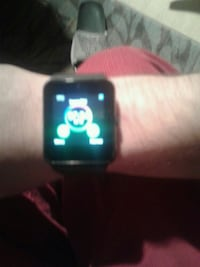 Android smart watch 3750 km