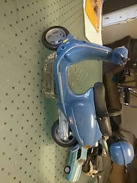 Blue toy scooter Summerfield, 34491