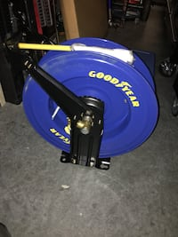GoodYear Air Hose Reel w Retractable Hose included. Davenport, 33896