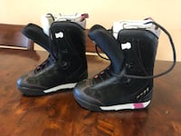Girls Snowboard Boots size 6