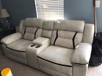 Electric dual reclining sofa Laurel, 20724
