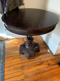 Wooden Table New
