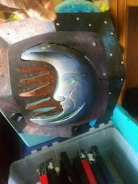 Metal candle holder... Carson City, 89701
