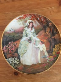 Portraits of American Brides plate collection X1 Toronto, M4P 1Y2