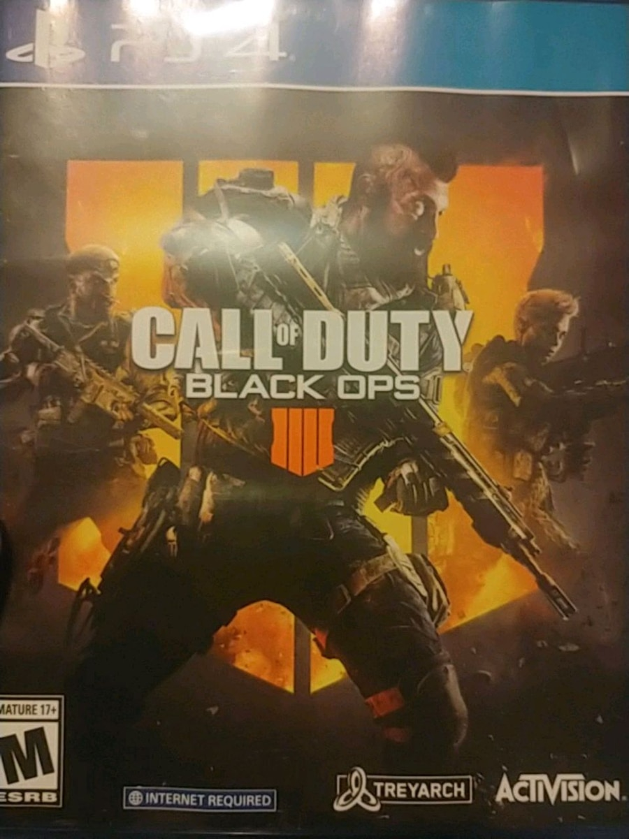 Photo 3 PlayStation 4 Call of Duty Black Ops