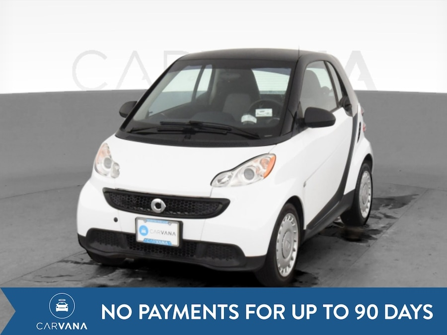 Photo 2014 smart fortwo coupe Pure Hatchback Coupe 2D White