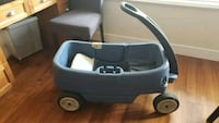 baby's black and gray stroller Langley, V2Y 3C9