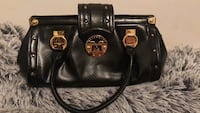 MetroCity Italy leather handbag null