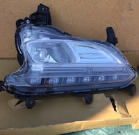 FOG LAMP ASM FT;RH;17';SNTA FE, Windsor