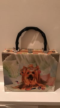 Yorkshire Terrier Adorable!! collectable cigar purse Gainesville, 20155