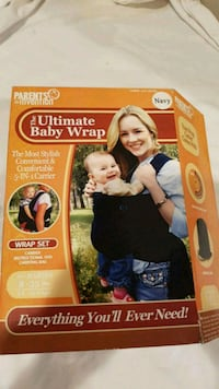 ulimate baby carrier wrap Burnaby, V5C 3Z6