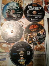 PS3 games Providence
