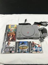 Original PlayStation PS1 Olney, 20832