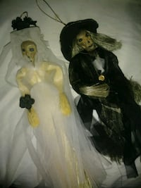 Halloween Dead bride and groom Crystal Lake, 60014