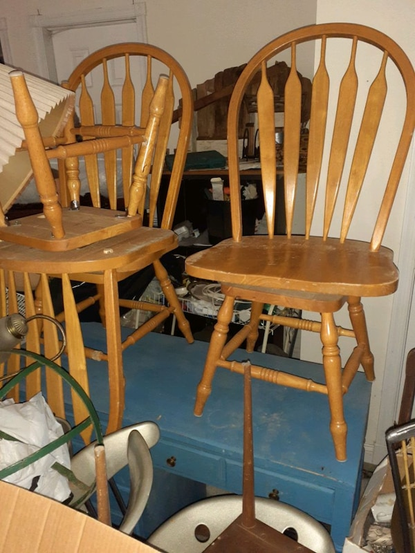 Chair sets all kinds table claw feet nice $86 building materials lumbe 37ebcf52-0f53-4be6-a99a-e5a45c4e6087