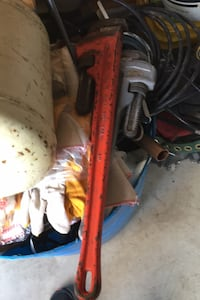"24"" steel pipe wrench $10 Linthicum Heights, 21090"