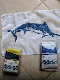 Fishing Flags $12 each NEW!!