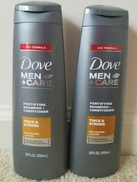 New Dove mens shampoo conditioner bundle  $7 firm Rockville