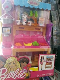 pink and purple doll house Los Angeles, 90015
