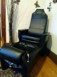 Whirlpool Solace Prima pedicure chair