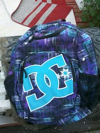 DC Back pack like New. $20 Firm Bakersfield, 93312