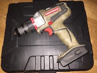 Craftsman 20V Bolt On Drill System with 3/8 Driver TOOL/DRIVER ONLY