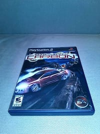 Ps2 need for speed CARBON 520 km