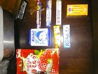 Asian Candies...Large bag full of Asian Candies Vancouver, V5Y 3J6