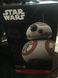 Star Wars BB8 Drone Droid Robot Remote Controlled Robot With Downloadable Interactive App Portland, 97236