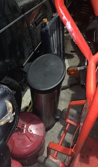 Trash Can with Foot Opener Hands Free Fairfax, 22030