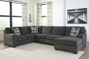 Amazing Price! Brand New Ashley Sectional With Chaise Lounge Just $799
