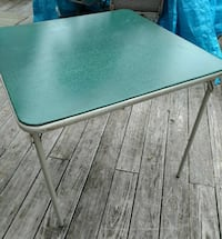 Samson Folding Card Table