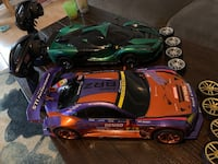 4 tec 2.0 and Tamiya Tt02 for sale