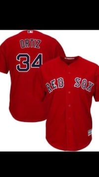 MLB Official David Ortiz  Miami, 33179