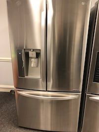 stainless steel french door refrigerator Charlotte, 28134