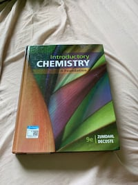 Introductory Chemistry, A foundation Brampton, L6Y 5L5