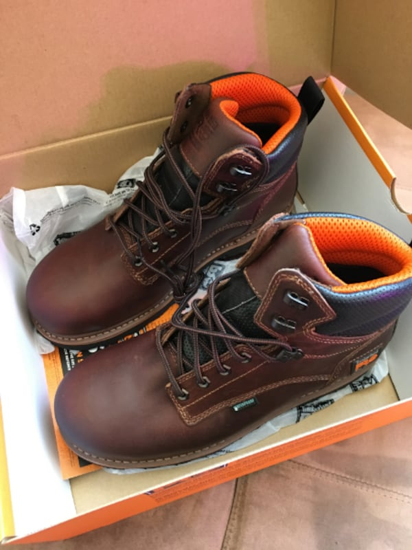 NEW Timberland PRO Work Boots - Size 9 9f2f5e58-7eb0-4de6-ab76-c054a8d4ede3