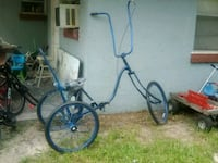 adult blue trike Ft. Pierce, 34951