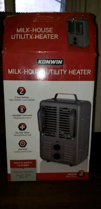 HOME HEATER 1500watts $15 Reading