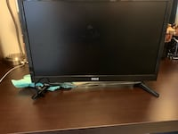 19 inch RCA tv with remote  Toronto, M5A 2C4