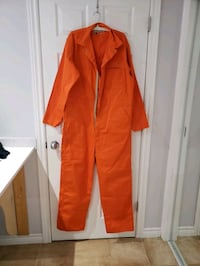 Orange coveralls Bradford West Gwillimbury, L3Z 2A6