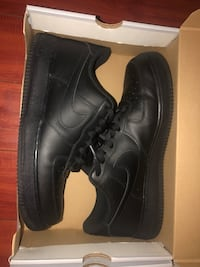 Size 13 Black af1 and grey and white Hamilton, L8L 1P6