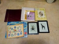 Picture albums and picture frames