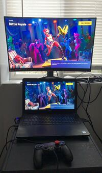 Great gaming setup for fortnite gaming and mw