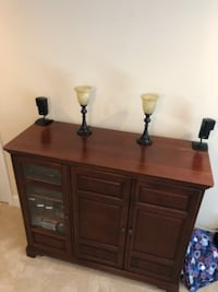 Entertainment cabinet  RALEIGH