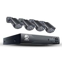 Brand New 1080p HD Security Camera System - Black ! MONTREAL