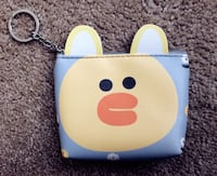 Brand new cartoon leather purse  Alexandria, 22304