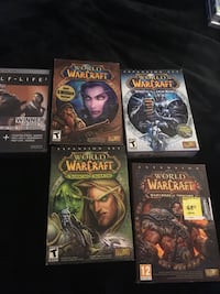Warcraft extension all 5 for 25$toute pour 25$ Repentigny, J6A 3B1